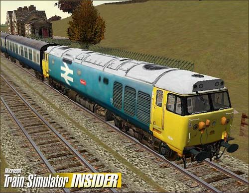Microsoft Train Simulator Index